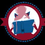 Logo Leesbeesten leesclub