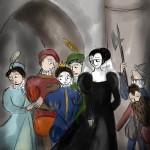 Catherine's minachting